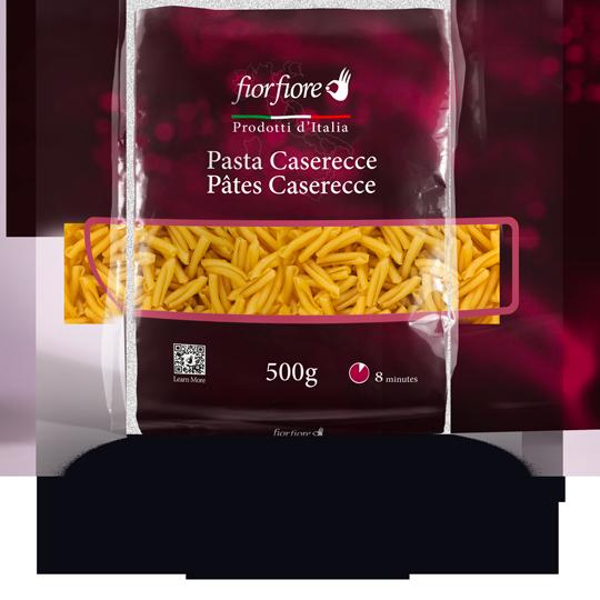 Pâtes Caserecce