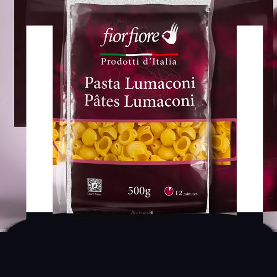Pâtes Lumaconi