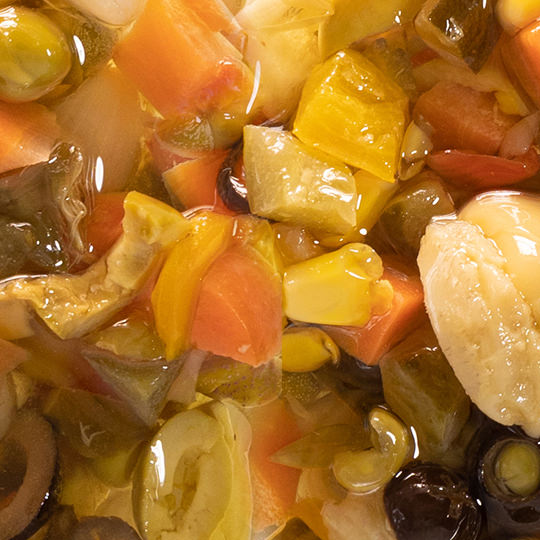 Vegetable Mix for Rice