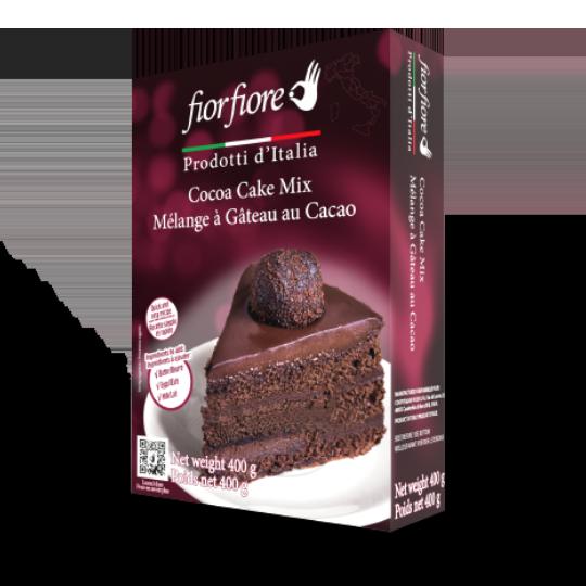 Mélange à Gâteau Au Cacao