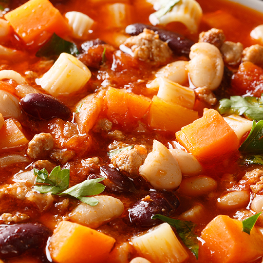 Soup mix – Minestrone with pasta